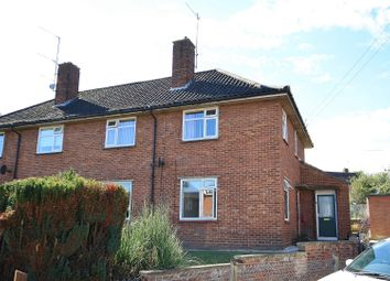 Thumbnail 2 bed flat to rent in Hellesdon Close, New Costessey, Norwich