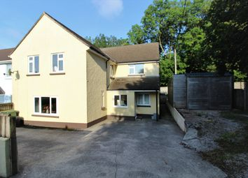 Thumbnail 4 bed semi-detached house for sale in Holywell Park, Halwill, Beaworthy