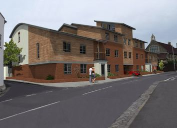 Thumbnail 2 bed flat for sale in Blackswarth Road, St. George, Bristol