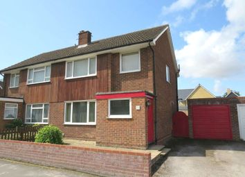 3 bed semi-detached house for sale in Poplar Drive, Royston SG8