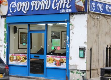 Thumbnail Restaurant/cafe for sale in Old Ford Road, London