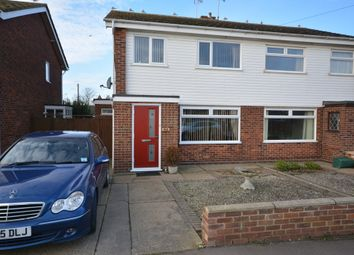 Thumbnail 3 bedroom semi-detached house to rent in All Saints Road, Pakefield, Lowestoft