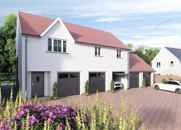 Thumbnail 2 bedroom property for sale in Lucombe Park, Uffculme, Cullompton