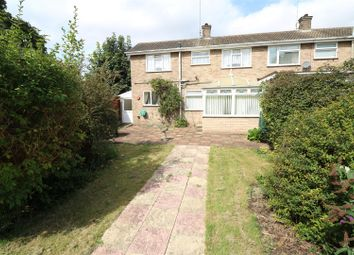 Thumbnail 3 bed semi-detached house for sale in Barker Close, Rushden