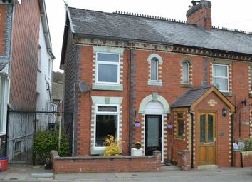 Thumbnail 3 bed end terrace house for sale in 9, Westgate Street, Llanidloes, Powys