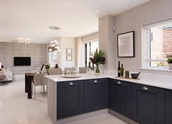 "Thumbnail 5 bed detached house for sale in ""The Kirkham"" at Dark Lane, Whatton, Nottingham"