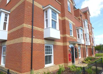 Thumbnail 2 bed flat to rent in Fletton Dell, Woburn Sands, Milton Keynes