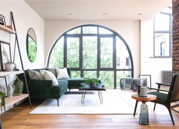 Thumbnail 2 bed flat for sale in The Metal Works, 7 Old Town, Clapham, London