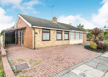 Thumbnail 2 bedroom bungalow to rent in Ritabrook Road, Ipswich