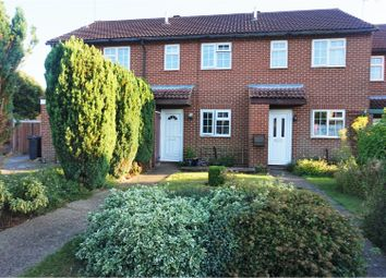 Thumbnail 2 bed terraced house for sale in Manorfield, Ashford