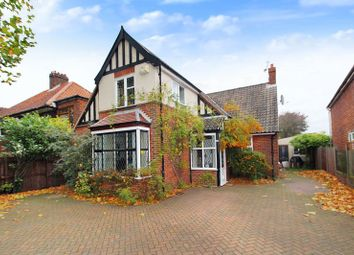 Thumbnail 5 bed detached house for sale in Colman Road, Norwich
