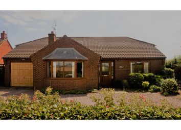 Thumbnail 2 bed detached bungalow for sale in Clough Road, Gosberton Risegate, Near Spalding