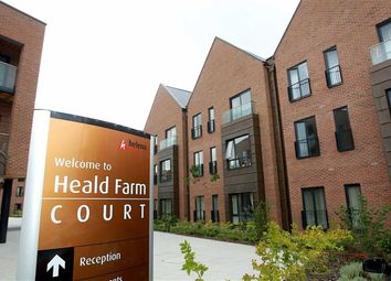 Thumbnail 2 bedroom flat for sale in Heald Farm Court, Sturgess Street, Newton Le Willows, Merseyside