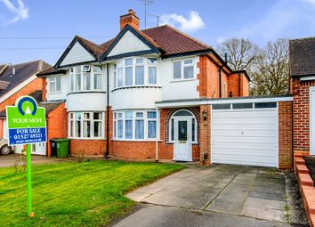 Thumbnail 3 bed semi-detached house for sale in Bromsgrove Road, Batchley, Redditch