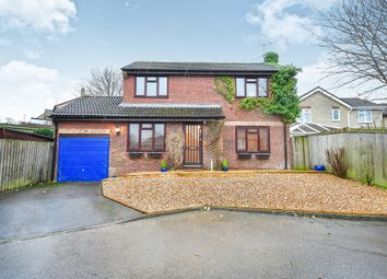 Thumbnail 3 bed detached house for sale in Wenhill Heights, Calne