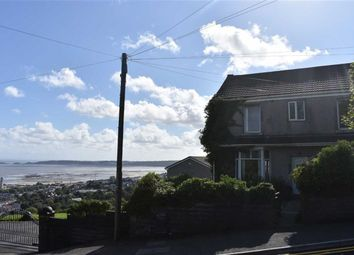 Thumbnail 4 bed end terrace house for sale in Pen Y Graig Road, Swansea