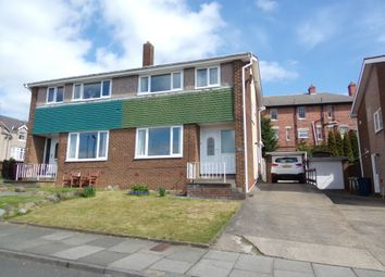 Thumbnail 3 bed semi-detached house for sale in Hillview Road, Houghton Le Spring