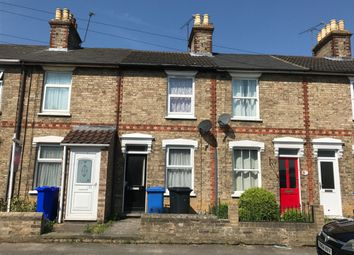 Thumbnail 2 bed terraced house to rent in Waveney Road, Ipswich