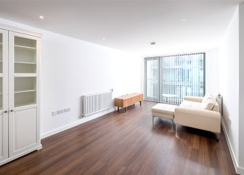 Thumbnail 2 bed flat to rent in Egret Heights, Waterside Way, London