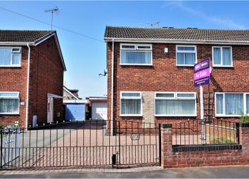 Thumbnail 3 bedroom semi-detached house for sale in Thorndale, Hull