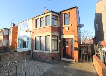 Thumbnail 3 bed semi-detached house to rent in Denstone Avenue, Bispham, Blackpool