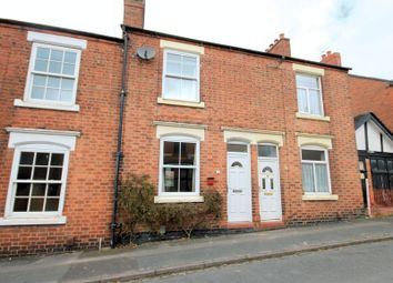 Thumbnail 2 bed terraced house for sale in Berkeley Street, Stone