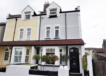 3 bed semi-detached house for sale in Cresswell Road, London SE25