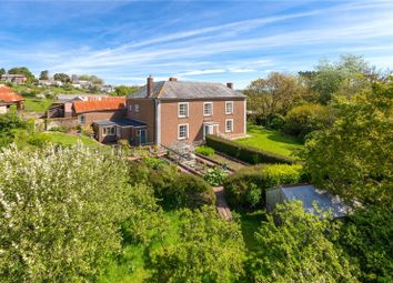 Thumbnail Detached house for sale in The Barton- Whole, Poughill, Crediton, Devon