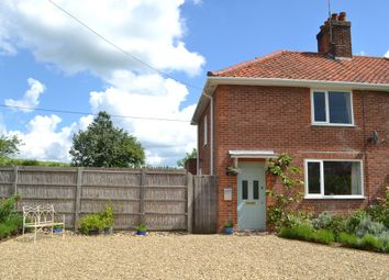 Thumbnail 3 bedroom semi-detached house for sale in Brook Lane, Needham, Harleston