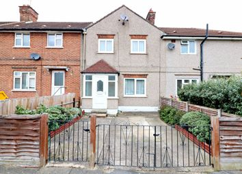 Thumbnail 3 bed terraced house for sale in Fairlop Gardens, Ilford