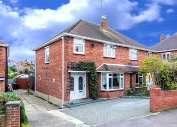 Thumbnail 3 bed semi-detached house for sale in Crows Road, Epping