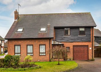 Thumbnail 4 bedroom detached house for sale in St. Marys Close, Oxted