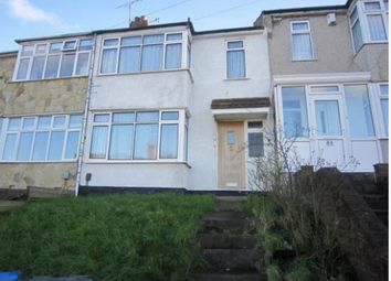 Thumbnail 3 bedroom terraced house to rent in Garland Road, London