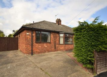 Thumbnail 2 bed bungalow for sale in Newstead Avenue, Holton-Le-Clay, Grimsby