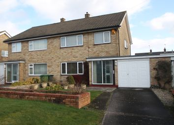 Thumbnail 3 bed semi-detached house for sale in Mount Pleasant, Shrewsbury