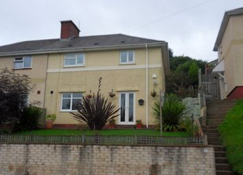 Thumbnail 3 bed end terrace house to rent in Gwili Terrace, Mayhill, Swansea