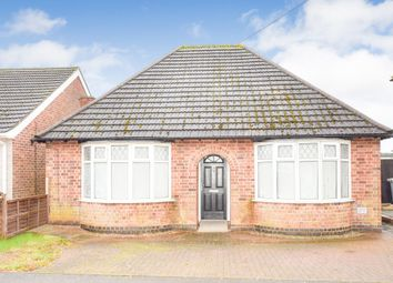 Thumbnail 2 bed detached bungalow for sale in Kipling Road, Kettering