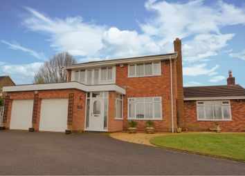 Thumbnail 4 bedroom detached house for sale in Lodgewood Lane, St. Georges, Telford