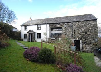 Thumbnail 4 bedroom detached house for sale in Lowick Green, Ulverston, Cumbria