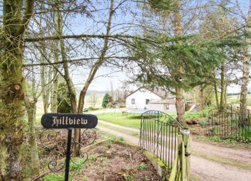 Thumbnail 4 bed detached bungalow for sale in Raddery, Fortrose