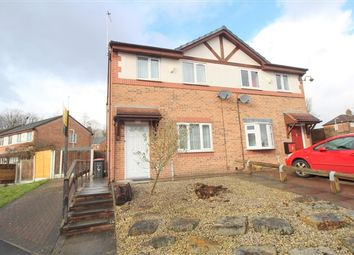Thumbnail 3 bed property for sale in Hexon Close, Salford
