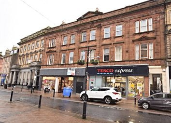Thumbnail 2 bed flat for sale in High Street, Ayr