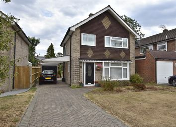 Thumbnail 3 bed detached house for sale in Benhams Drive, Horley