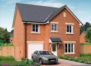 "Thumbnail 4 bed detached house for sale in ""Kesson"" at Applegate Drive, East Kilbride, Glasgow"