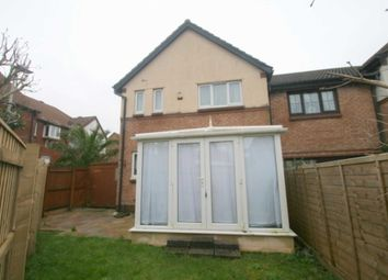 Thumbnail 2 bed end terrace house for sale in Great Park Close, Plympton, Plymouth