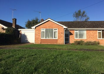 Thumbnail 2 bed semi-detached bungalow for sale in Dudley Avenue, Fordingbridge