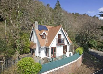 Thumbnail 3 bed detached house for sale in Plas Panteidal Lodge, Plas Panteidal, Aberdyfi, Gwynedd