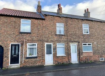 Thumbnail 1 bed terraced house to rent in Front Street, Sowerby, Thirsk