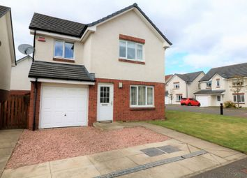 Thumbnail 4 bed detached house for sale in Mccowan Crescent, Larbert
