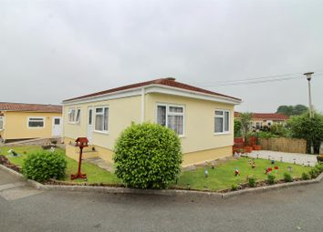 Thumbnail 3 bed mobile/park home for sale in Gwealmayowe Park, Helston